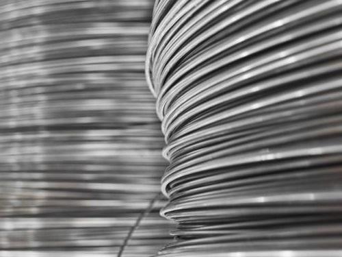 Alambres de acero recocidos